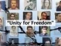 برنامه هفتگی شوری ملی ایران – همه باهم برای آزادی